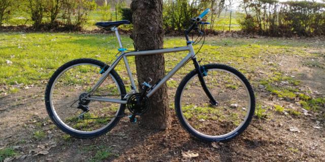 Bici mountain bike mtb 26 cambio shimano