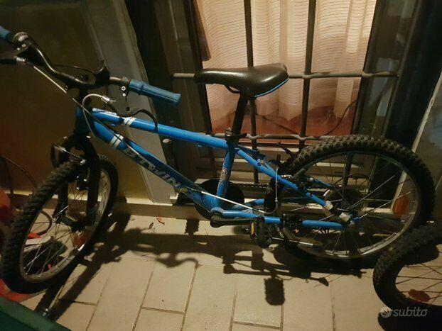 """Bicicletta da bambino mountain bike 20"""""""