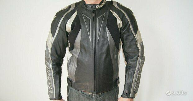 Dainese giacca giaccone pantaloni stivali guanti