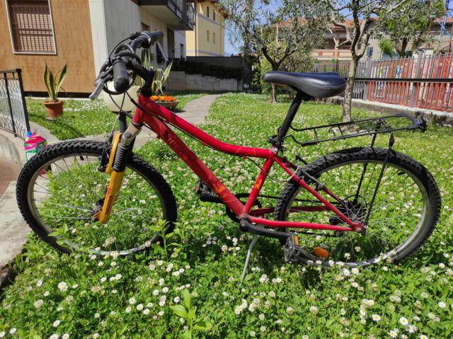 Mountain Bike Ammortizzata - Simano