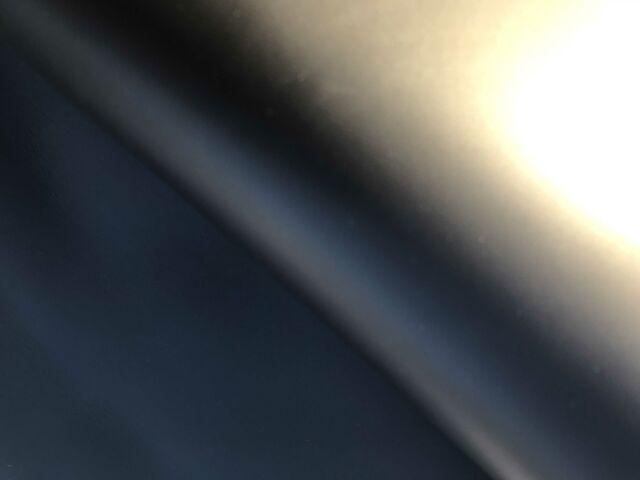 Vero cuoio nero per bricolage – PZN65