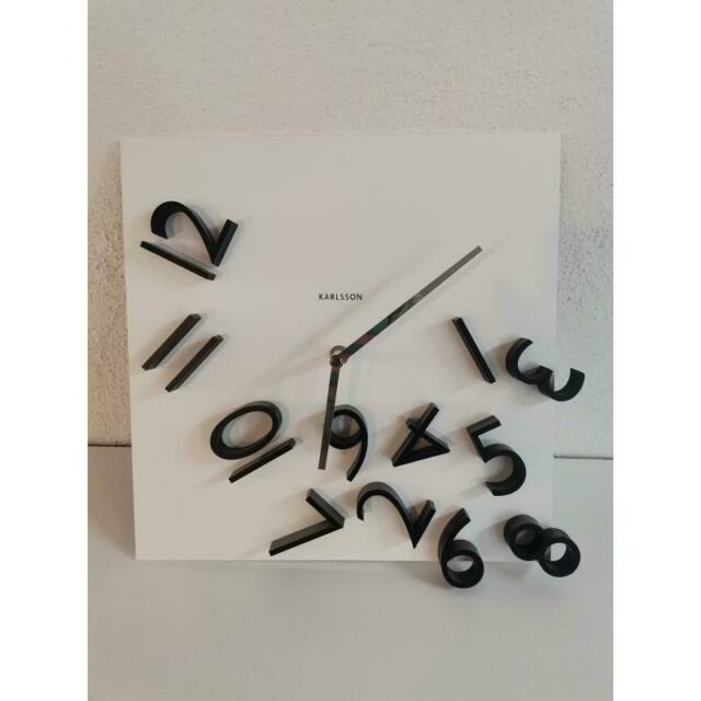 Orologio da parete karlsson