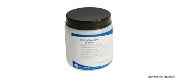 Microsfere cave di vetro per laminazione