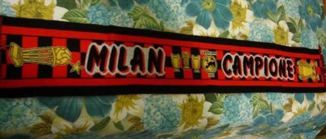 Sciarpa Milan SuperCoppa