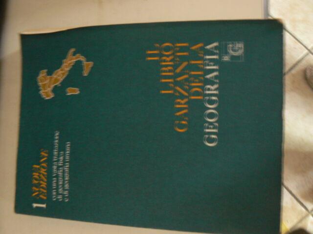 Il libro garzanti della geografia