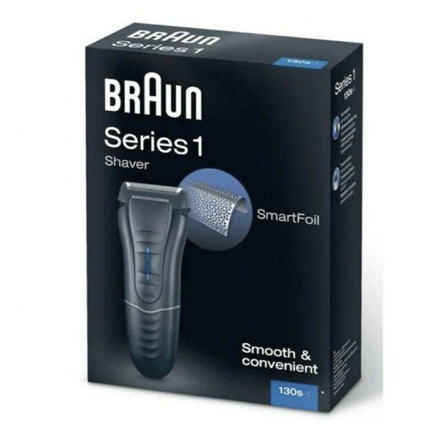 Rasoio elettrico a lamina Braun Series  s-1 nuovo