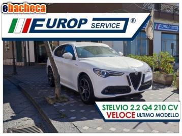 Alfa Romeo Stelvio 2.2…