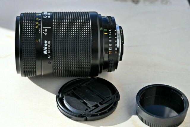 Obiettivo Nikon AF NIKKOR