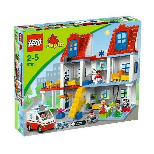Lego duplo  il grande ospedale