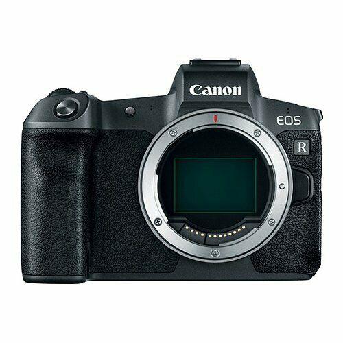 Fotocamera mirrorless Canon EOS R Body C067