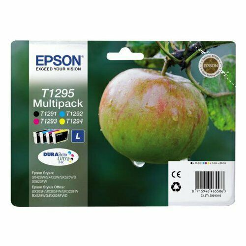 Set cartucce stampante Epson T Multipack C13T