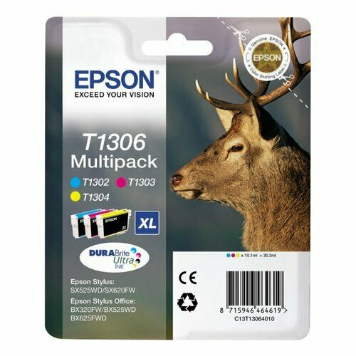 Set cartucce stampante Epson T XL Multipack C13T