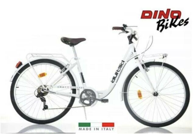 Bici 26 donna 6v city bike nuovo