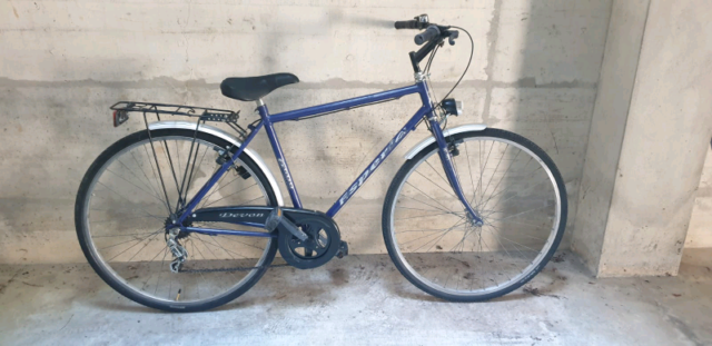 """Bicicletta city bike uomo 28"""" ESPERIA con cambio"""