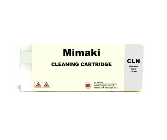Cartuccia compatibile MIMAKI CLEANING SS2 SS21 ES3 HS BS3