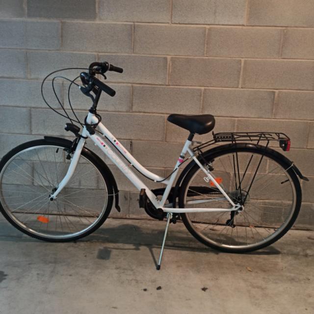 Bicicletta city bike da donna