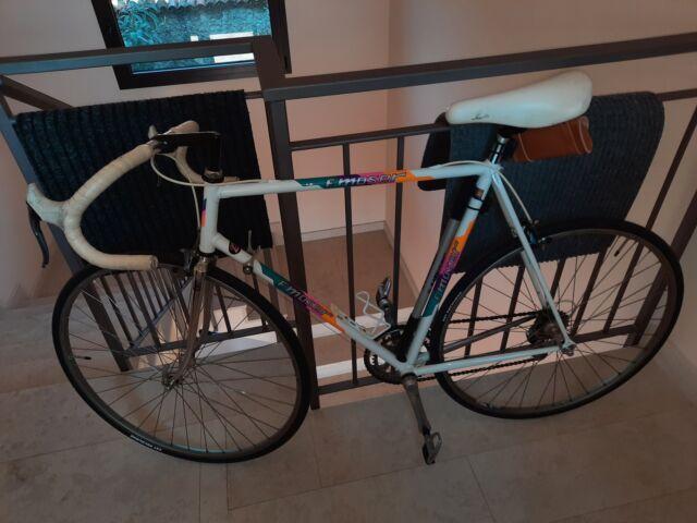 Bici corsa vintage eroica moser L