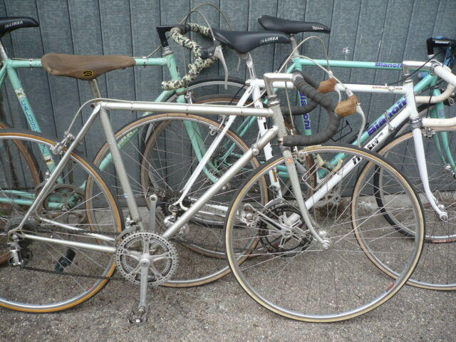 Bici corsa eroica campagnolo