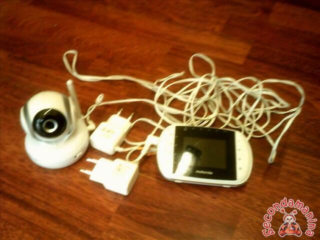 Baby Monitor Video Motorola