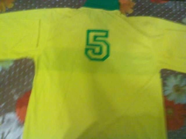 Maglia brasile calcio n 5