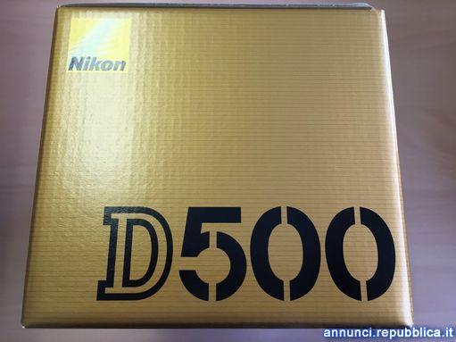 Digitale Compatte Nikon d500