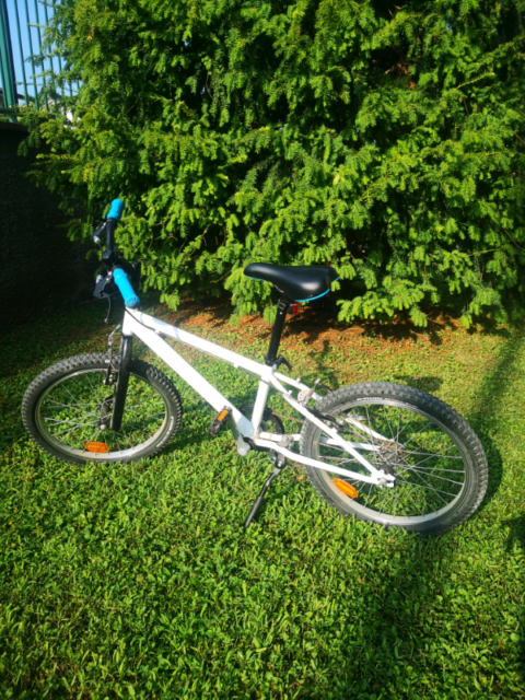 Mtb mountain bike btwin decathlon 20