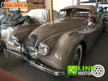 Jaguar xk 120 **unico…