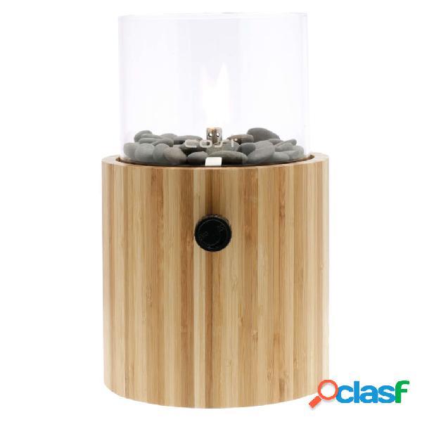 Cosi Lanterna a Gas scoop Bamboo Marrone