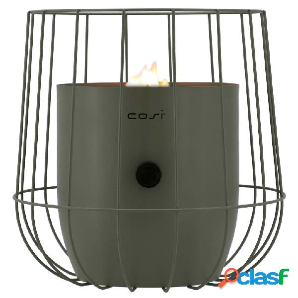 Cosi Lanterna a Gas scoop Basket Oliva