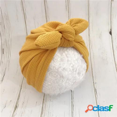 Fashion Baby Hats Rabbit Ears Infant Children Baby Girls