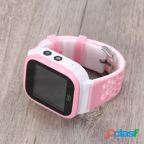GPS Smart Watch for Kids Boy Girl Child Positioning Touch