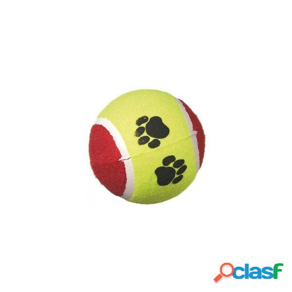 Palla da tennis per cani 9 cm